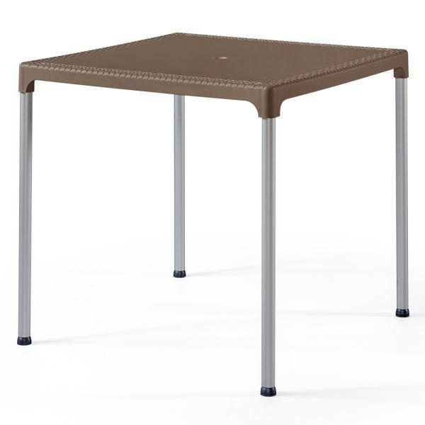 Algarve Aluminium Dining Table