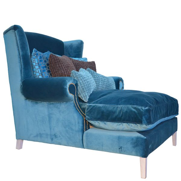 Campbell Extended Armchair