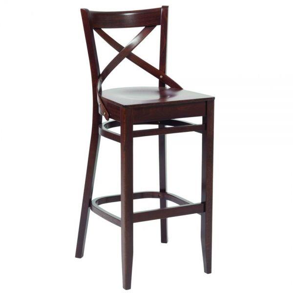 Reading Cross Back High Chair