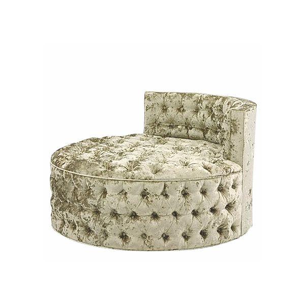 Love Barrel Love Seat
