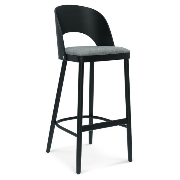 Maywood Solid Back High Chair