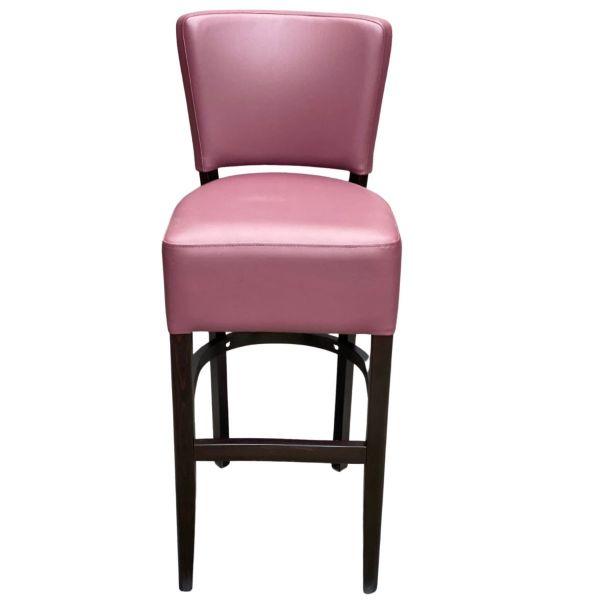 Memphis Standard High Chair (Vena Plum / Walnut)