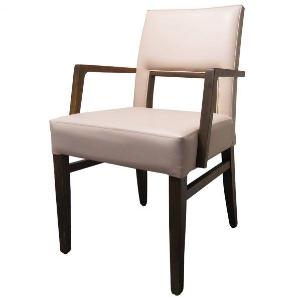 Morgan Open Arm Carver Chair