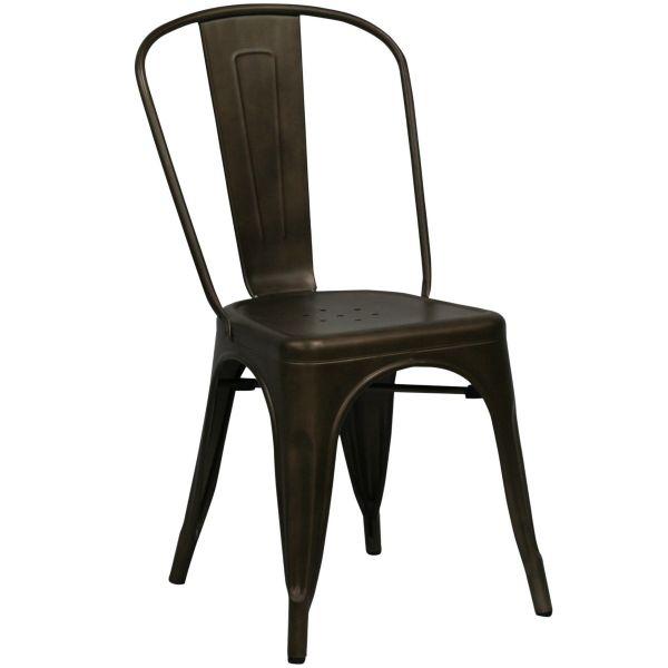 Scorpio Side Chair (Antique)