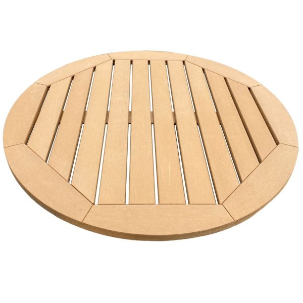 Tech Wood Round Table Top (700mm)