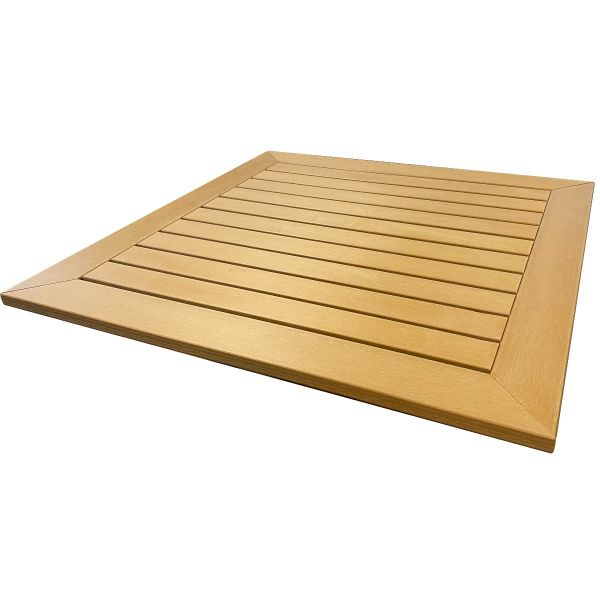 Tech Wood Square Table Top (700mm)