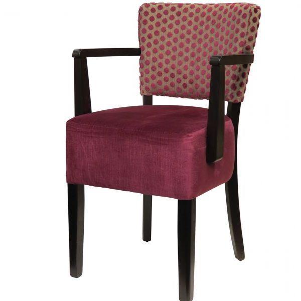 Memphis Standard Open Arm Carver Chair