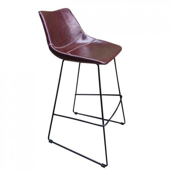 Patriot High Chair (Brown)