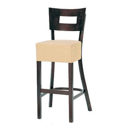 Memphis Solid Back VAR High Chair