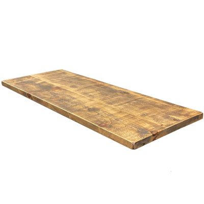 Rectangle Rustic Reclaimed Table Top 35mm