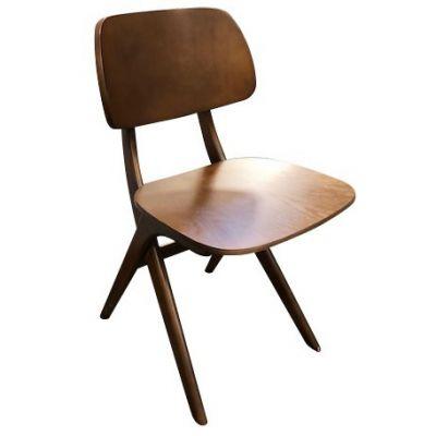 Benny Side Chair (Walnut)