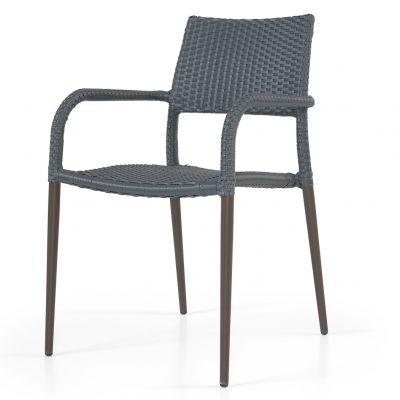 Ava Woven Arm Chair