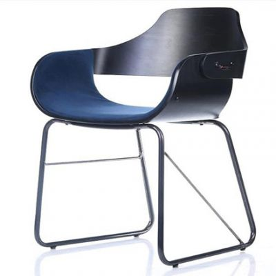 Barca Solid Back Carver Chair