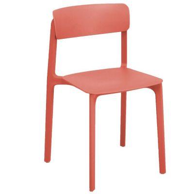 Barnsbury Side Chair (Brick)