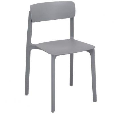 Barnsbury Side Chair (Grey)