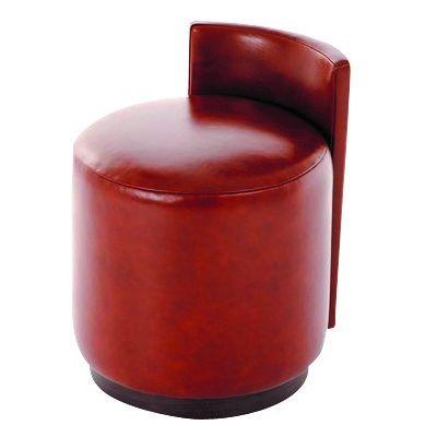 Barrel Low Back Stool