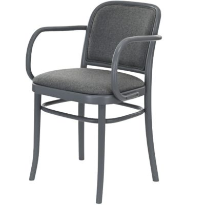 Bentwood X-811 Open Arm Carver Chair