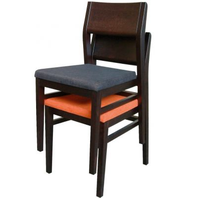 Bonnie UPH Seat Stacking Side Chair