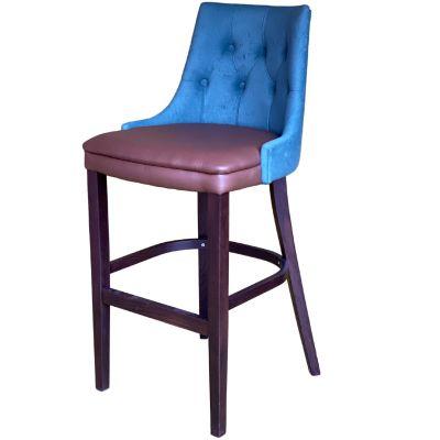 Bono Deep Button Back High Chair