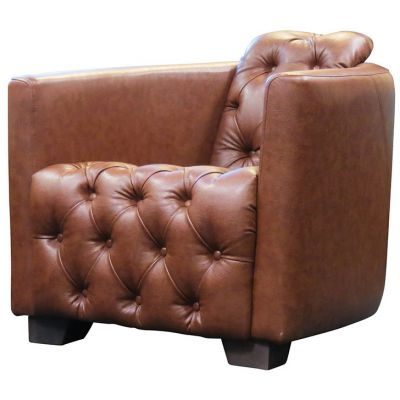 Brando Deep Button Tub Chair