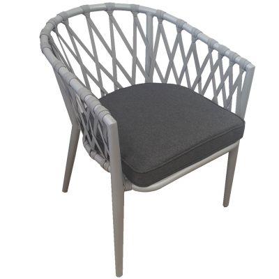 Cadeira Cross Weave Arm Chair