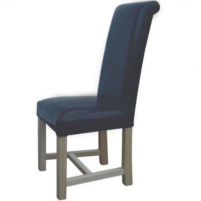 Capone Scroll Side Chair