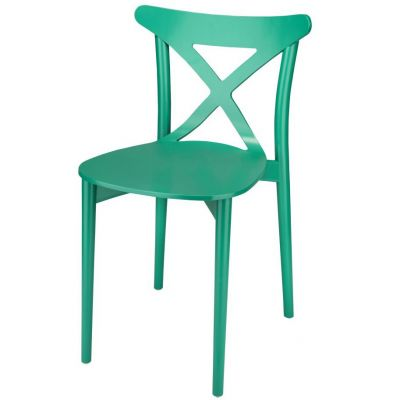 Chiltern Cross Stackable Side Chair