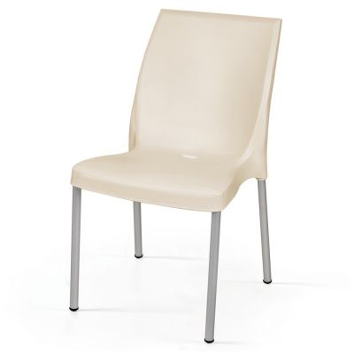 Cindy Aluminium Side Chair
