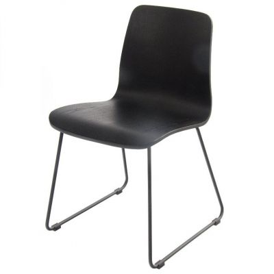 Copenhagen Skid Base Side Chair