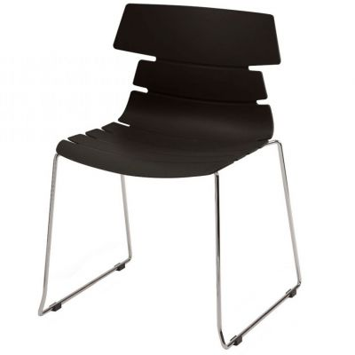 Coxton Skid Base Stacking Side Chair