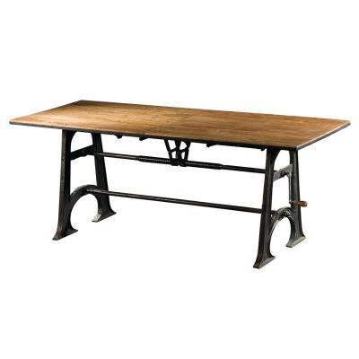Crank Table A