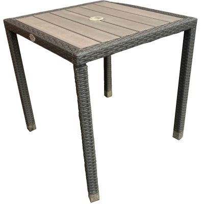 Crest Rattan Dining Table