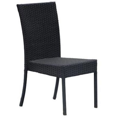 Crest Rattan Deluxe Side Chair