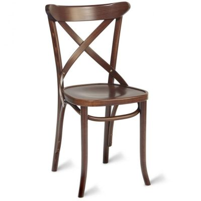 Victoria Cross Back Side Chair