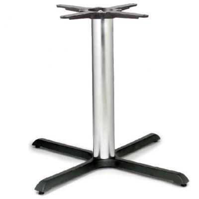 Durham Medium CT Table Base (Chrome)
