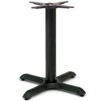 Durham Small Table Base (Black)