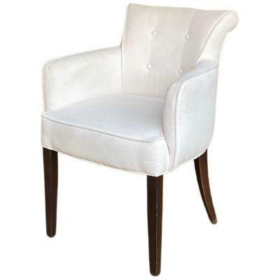 Era Float Button Back Carver Chair
