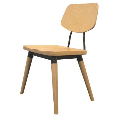 Felix Solid Seat Side Chair