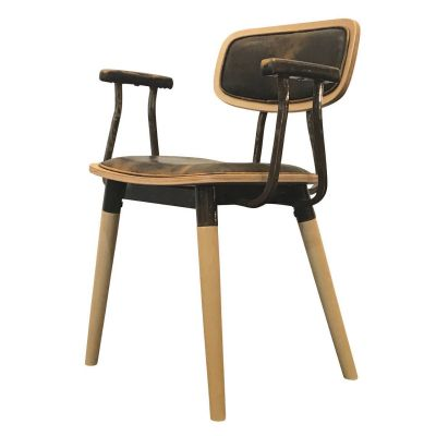 Felix UPH Open Arm Carver Chair