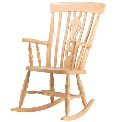 Fiddle Rocking Chair MAP