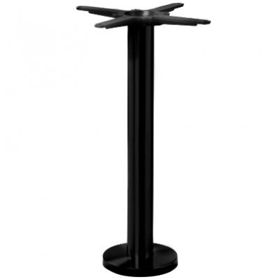 Floor Fix Table Base (Black)