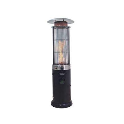 Free Standing Spiral Gas Heater