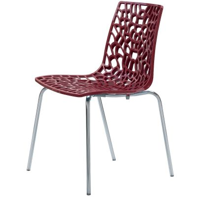 Groove 3344 Side Chair
