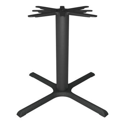 Auto Adjust KX36 Dining Height Table Base (Black)