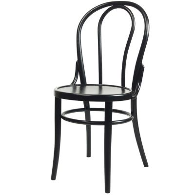 Bentwood Round Seat Side Chair