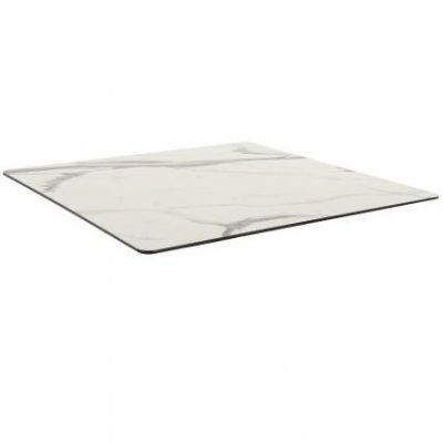 Compact Laminate Square Table Top