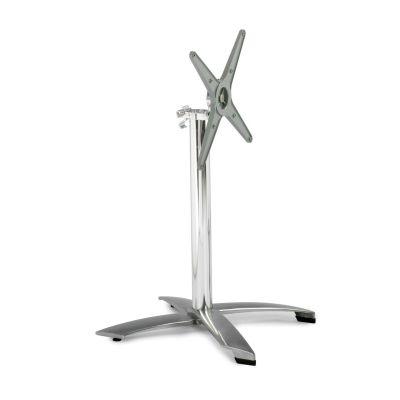 Juliana Aluminium Flip Top Dining Height Table Base