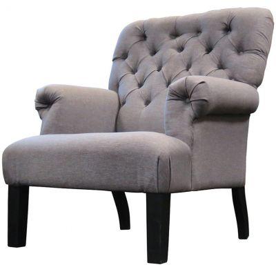 Lawson Deep Button Back Armchair