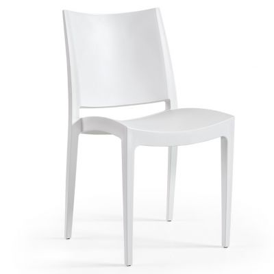 Libby Side Chair (White)