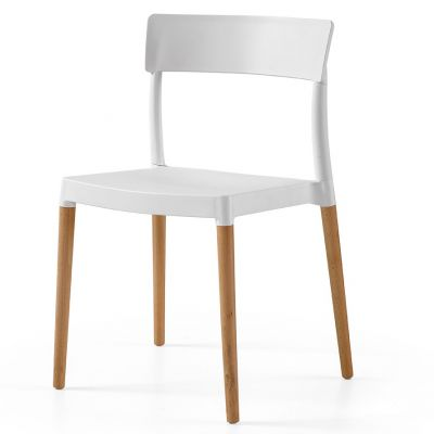 Lilly Wood Side Chair